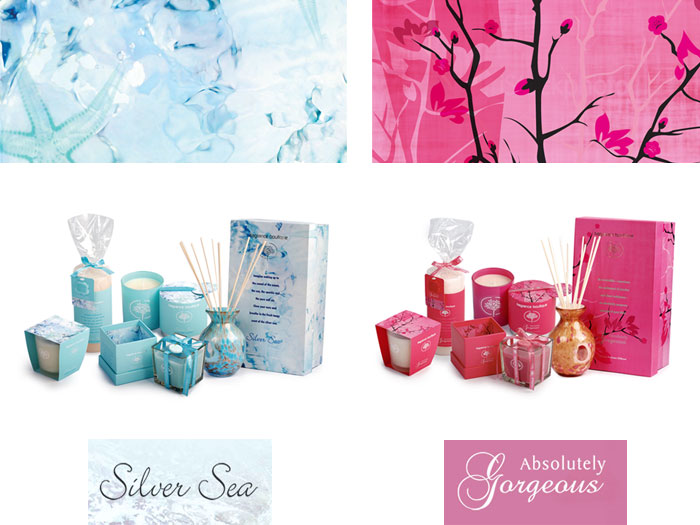 Fragrance Boutique Silver Sea and Absolutely Gorgeous