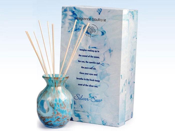 Fragrance Boutique Silver Sea Candle