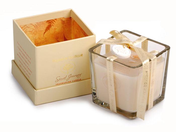 Fragrance Boutique Secret Journey Candle