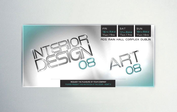 Interior Design 08 Ticket