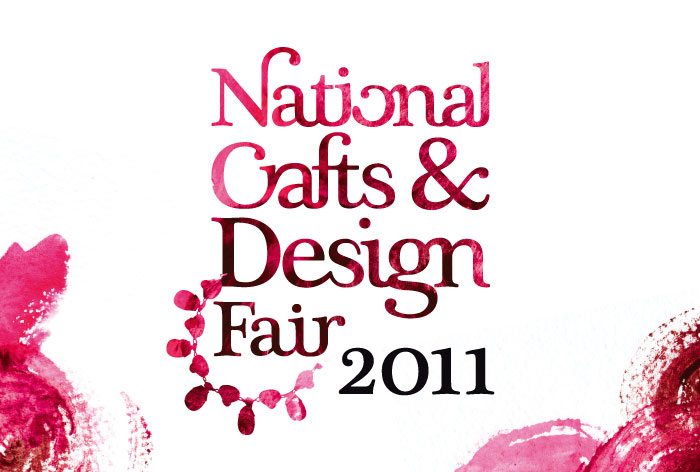 National Crafts & Design Fair Logo