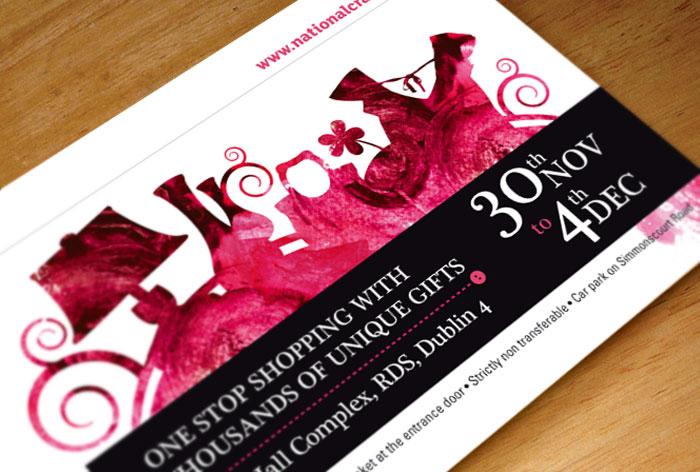 National Crafts & Design Fair Entance Ticket 2