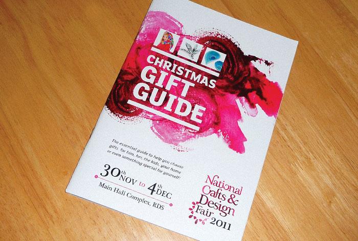 National Crafts & Design Fair Brochure